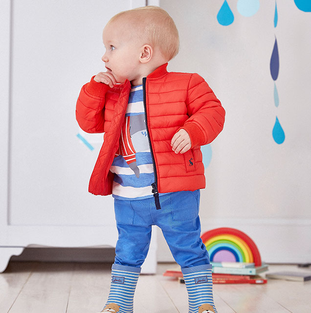 Baby Boys Jackets and Coats