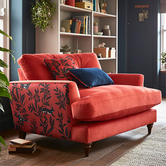 Joules Dfs Fl Striped Sofas Armchairs