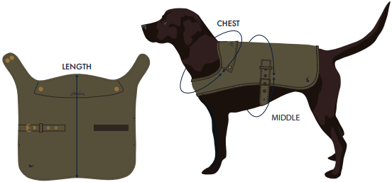 Joules Dog Coats