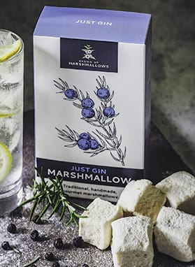 JUST GIN MARSHMALLOWS