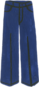 Connie Wide Leg Crop