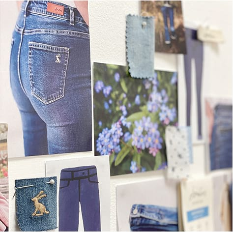 How do you denim?
