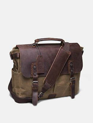The Burford Messenger Bag