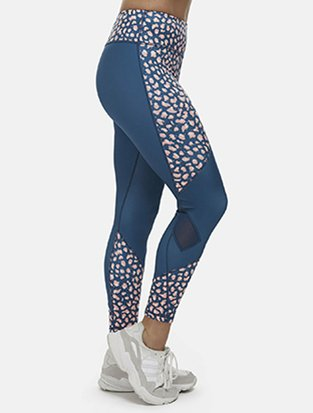 Leopard Gym Leggings
