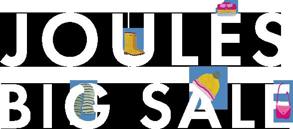 Joules Big Sale
