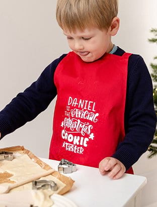 PERSONALISED CHRISTMAS BAKING ACTIVITY