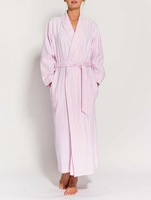 WESTWOOD STRIPY DRESSING GOWN