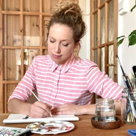 How to Paint Our Iconic Pheasant With Our Designer Kate
