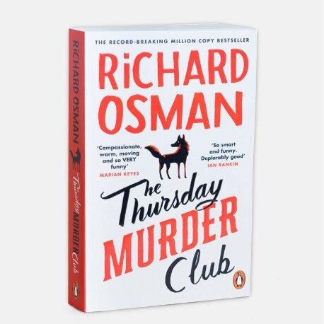 September Book Club The Thursday Murder Club