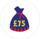under £75