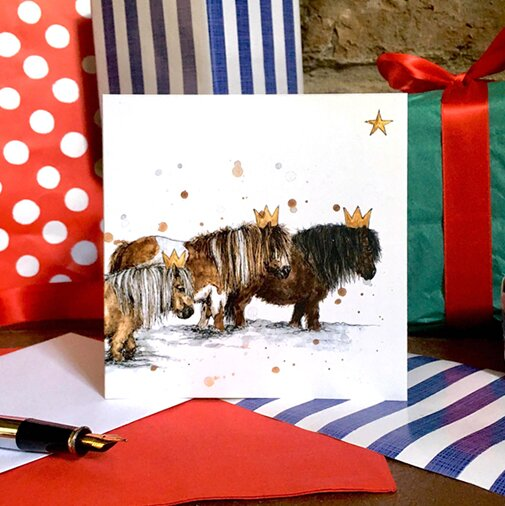 Gift wrap & boxes