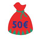 unter 50 €
