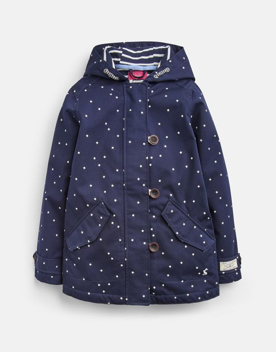 0bf31ab3 Girls' Coats & Jackets | Waterproof & Quilted Jackets for Girls | Joules