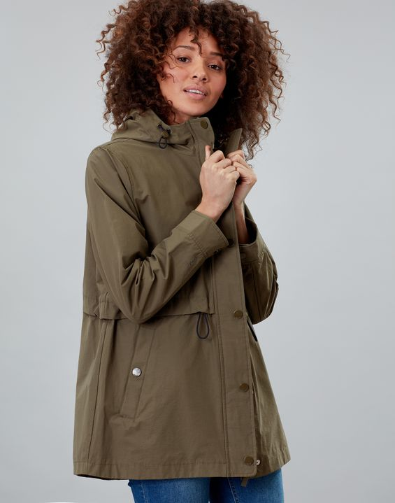 aed9f3f75a VICTORIA Showerproof Rain Coat