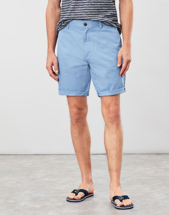 Joules Mens Chino Shorts Classic Fit - Blue