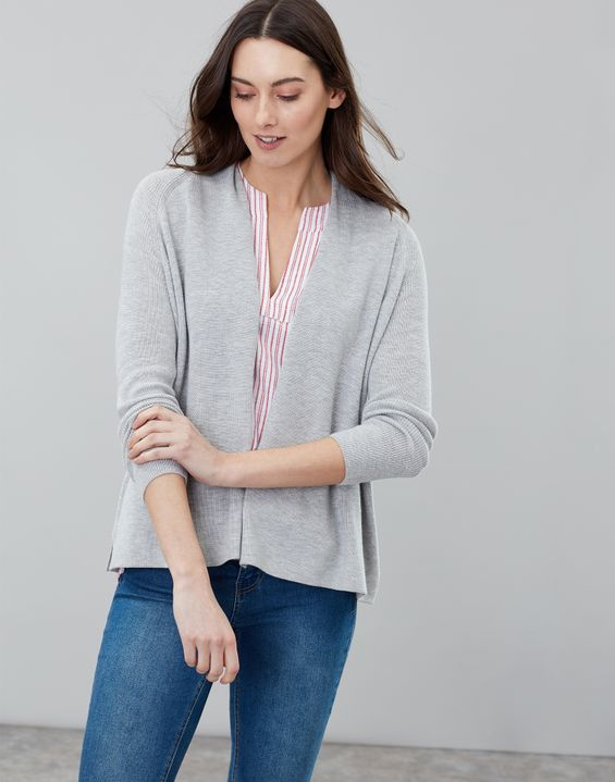 d0adc0610aa862 Joules UK Dawn Womens Easy Knitted Cardigan ...