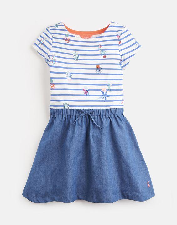 Girls Dresses Little Joule Dresses For Girls Joules
