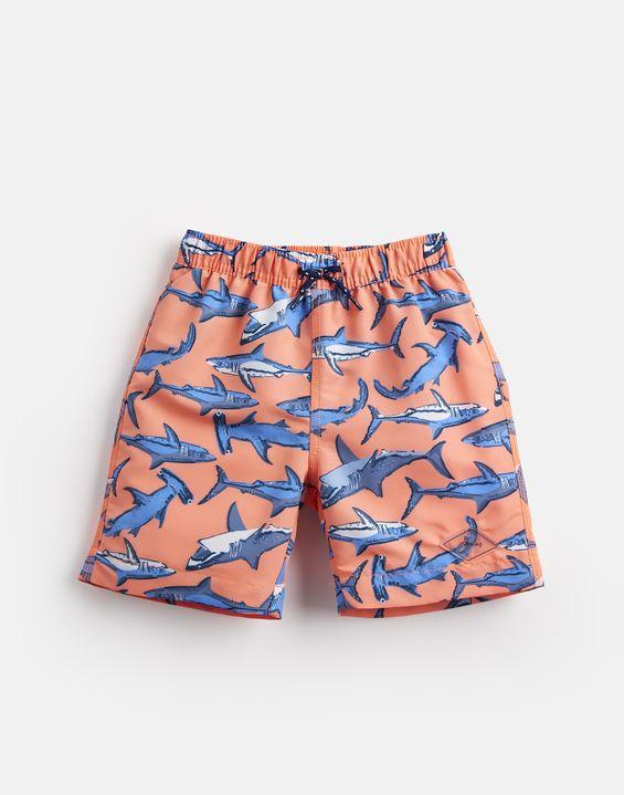 918ad1034d Joules UK Ocean Older Boys Swim Shorts 1-12 Yr ...