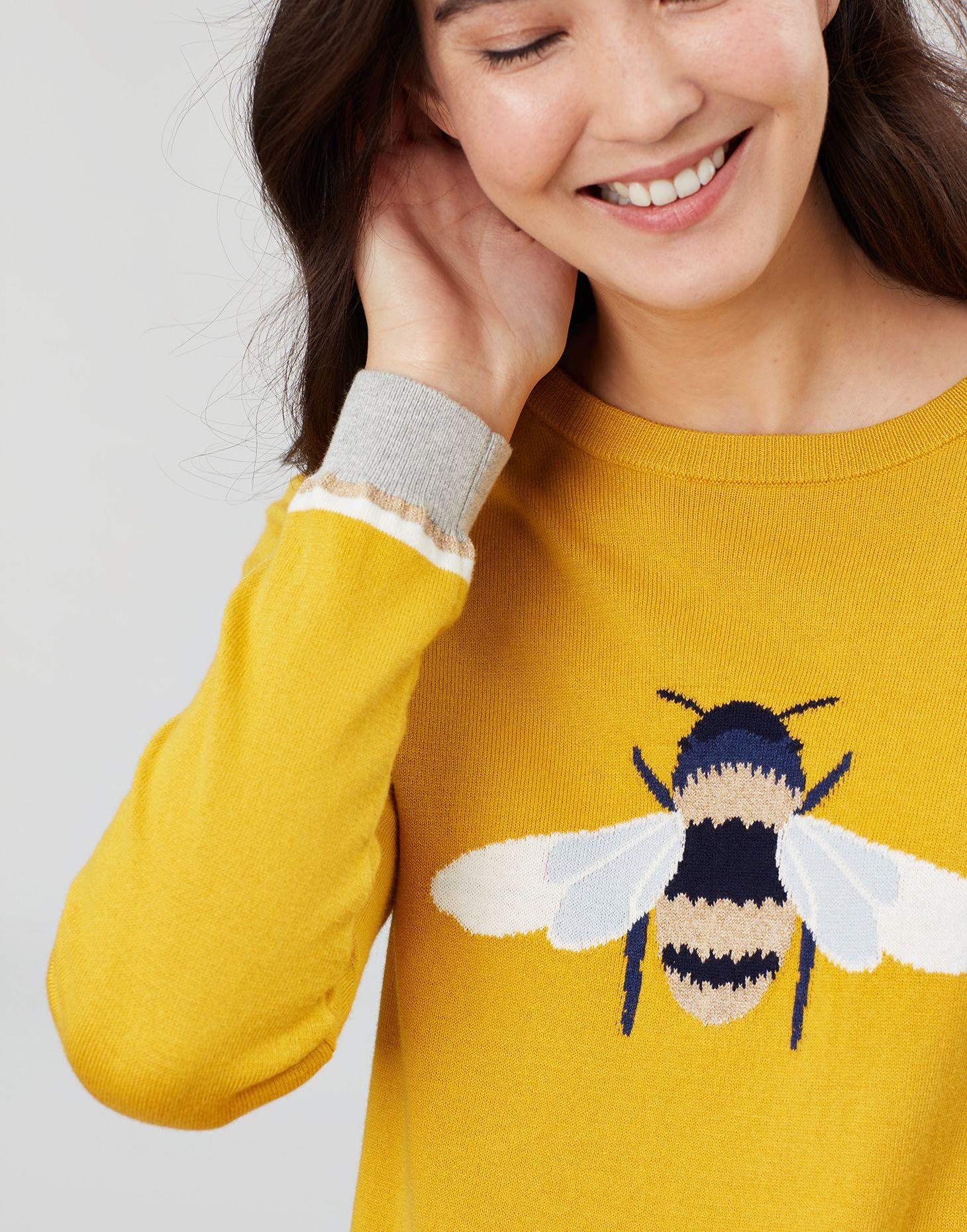 Custom Made T Shirt Queen Bee Bumble Bee Flower Umbrella Cute Women Girls