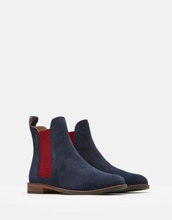 Joules UK Westbourne Womens Premium Chelsea Boot MIDNIGHT