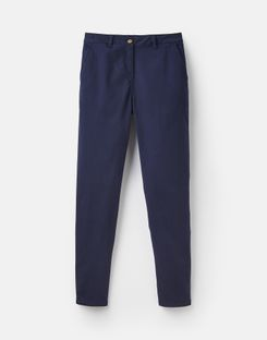 Joules US Hesford Womens Chinos FRENCH NAVY