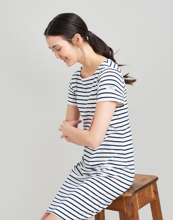 a946ba82c Riviera Long Line Jersey Dress