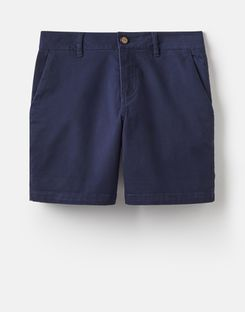 Joules US Cruise Womens Mid Thigh Length Chino Shorts FRENCH NAVY