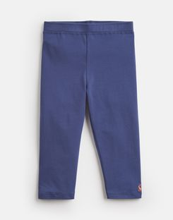 Joules UK ORLA Older Girls CROPPED LEGGINGS 1-12yr BLUE