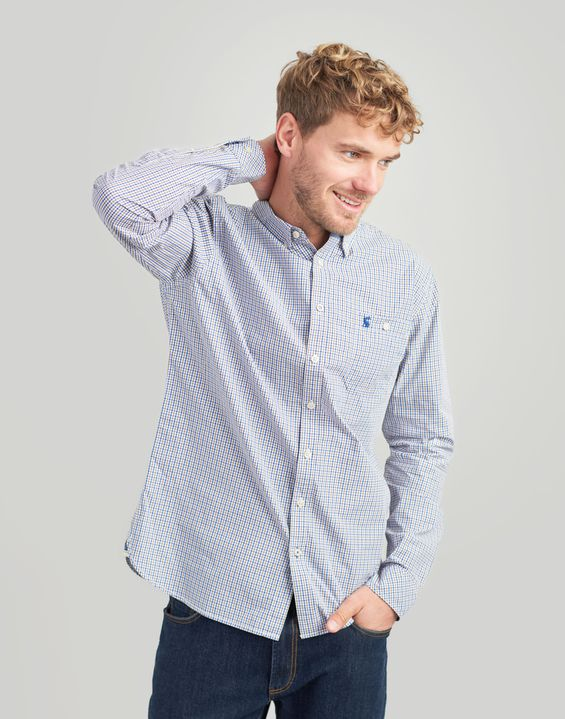 5dd116ff7f Men's Shirts | Classic & Slim Fit Shirts For Men | Joules