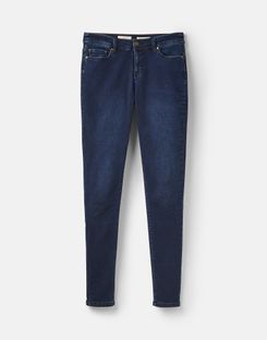 Joules UK Monroe Womens Skinny Stretch Jeans INDIGO