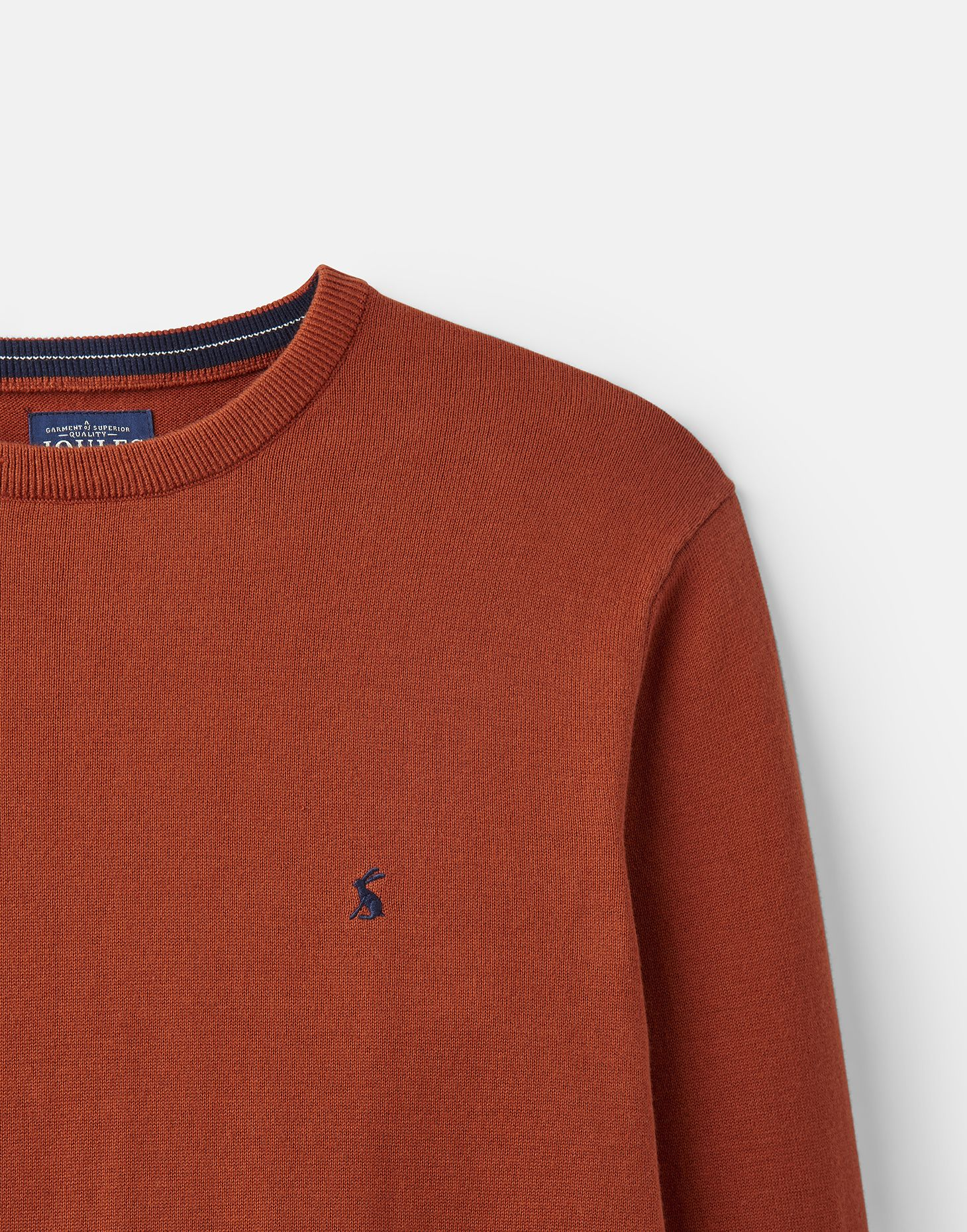 Joules 206972 Crew Neck Jumper in PICANTE