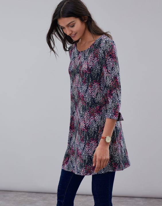 67c426c1b1a92 Tunic Dresses & Tunic Tops | Striped & Floral Tunics For Women | Joules
