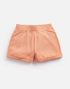 Joules UK Kittiwake Older Girls Jersey Shorts 1-12 Yr ORANGE