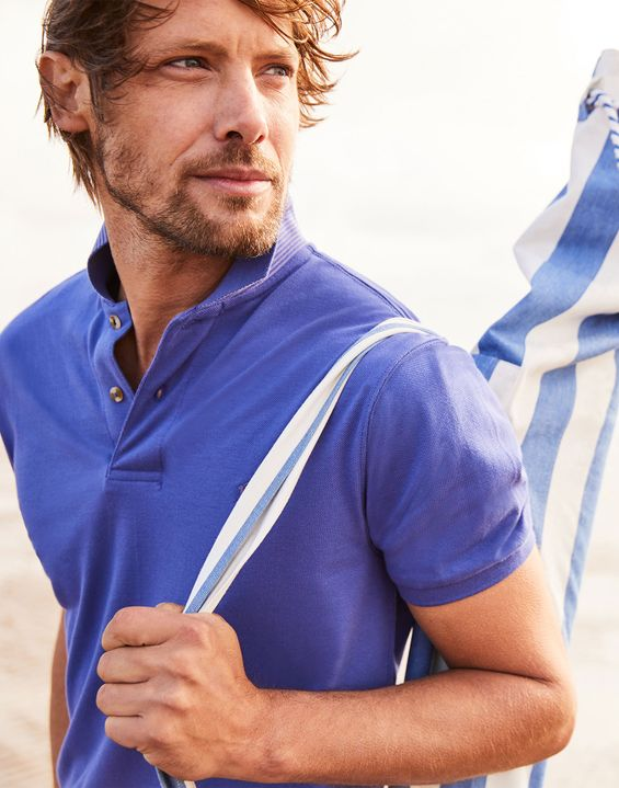300008491 Woody Classic Fit Polo
