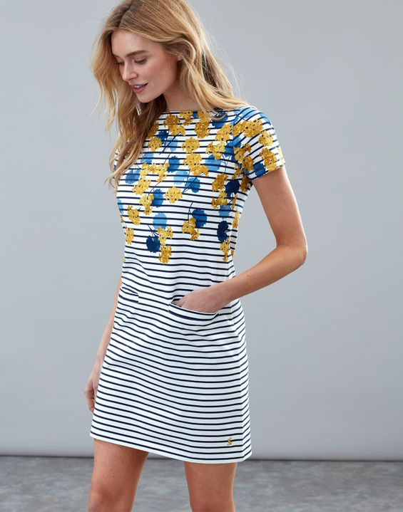 60d1a5e424 Women's Dresses | Wrap, Floral, Shift, & Jersey Dresses | Joules US