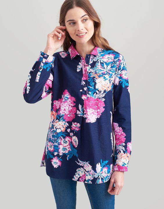 802a92dec8 Women's Blouses & Shirts | Striped & Floral Shirts & Blouses | Joules