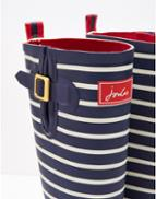 **Official Joules UK Stockist** French Navy Stripe Joules Wellyprint AW15
