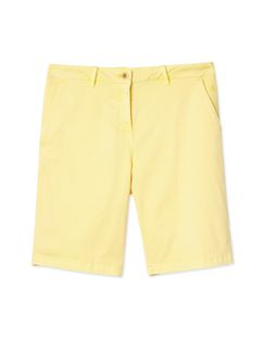 Joules US Cruise Long Womens Chino Shorts SUMMER BAY