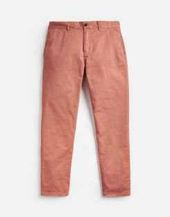 Joules UK The Laundered Chino Mens Slim Fit Trousers BURNT ORANGE