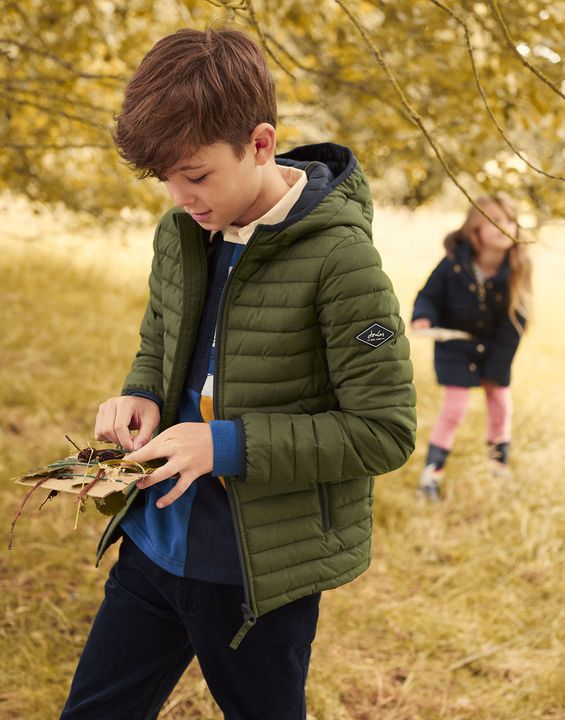 Cairn null Packaway Padded Coat 1-12 years , Size 1yr   Joules US