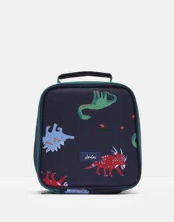 Joules US Munch Boys Lunchbag NAVY DINOS