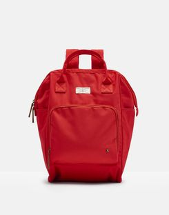 Joules US Coast Womens Rucksack RED