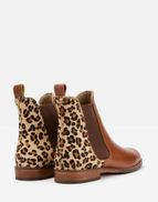 a333cf698 Joules UK Westbourne Womens Premium Chelsea Boot LEOPARD