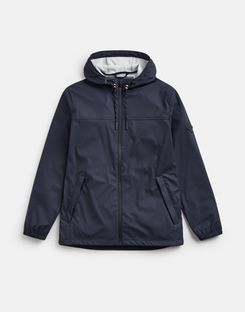 Joules UK Portwell Mens Lightweight Waterproof Jacket MARINE NAVY