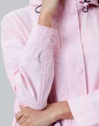 e0e07fb841 Joules UK VICTORIA Womens Showerproof Rain Coat PALE PINK