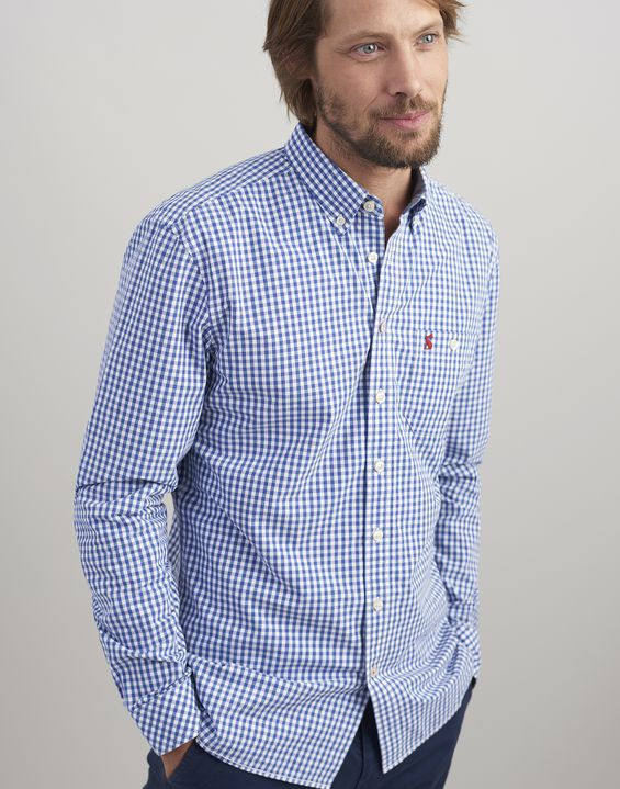 88ef9df95 Men's Shirts | Classic & Slim Fit Shirts For Men | Joules