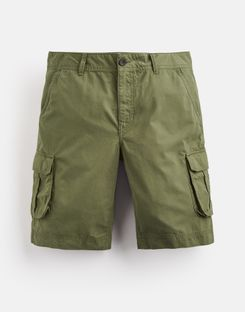 Joules UK CARGO Mens Cotton Shorts DARK GREEN