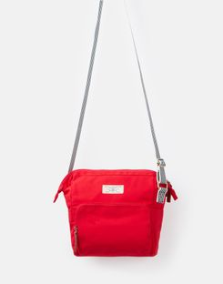 Joules US Coast Womens Cross Body Purse RED