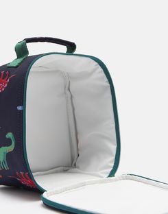 Joules UK Munch Boys Lunchbag NAVY DINOS
