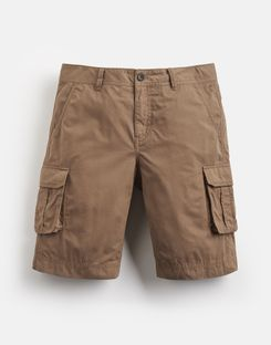 Joules UK Cargo Mens Cotton Shorts BROWN